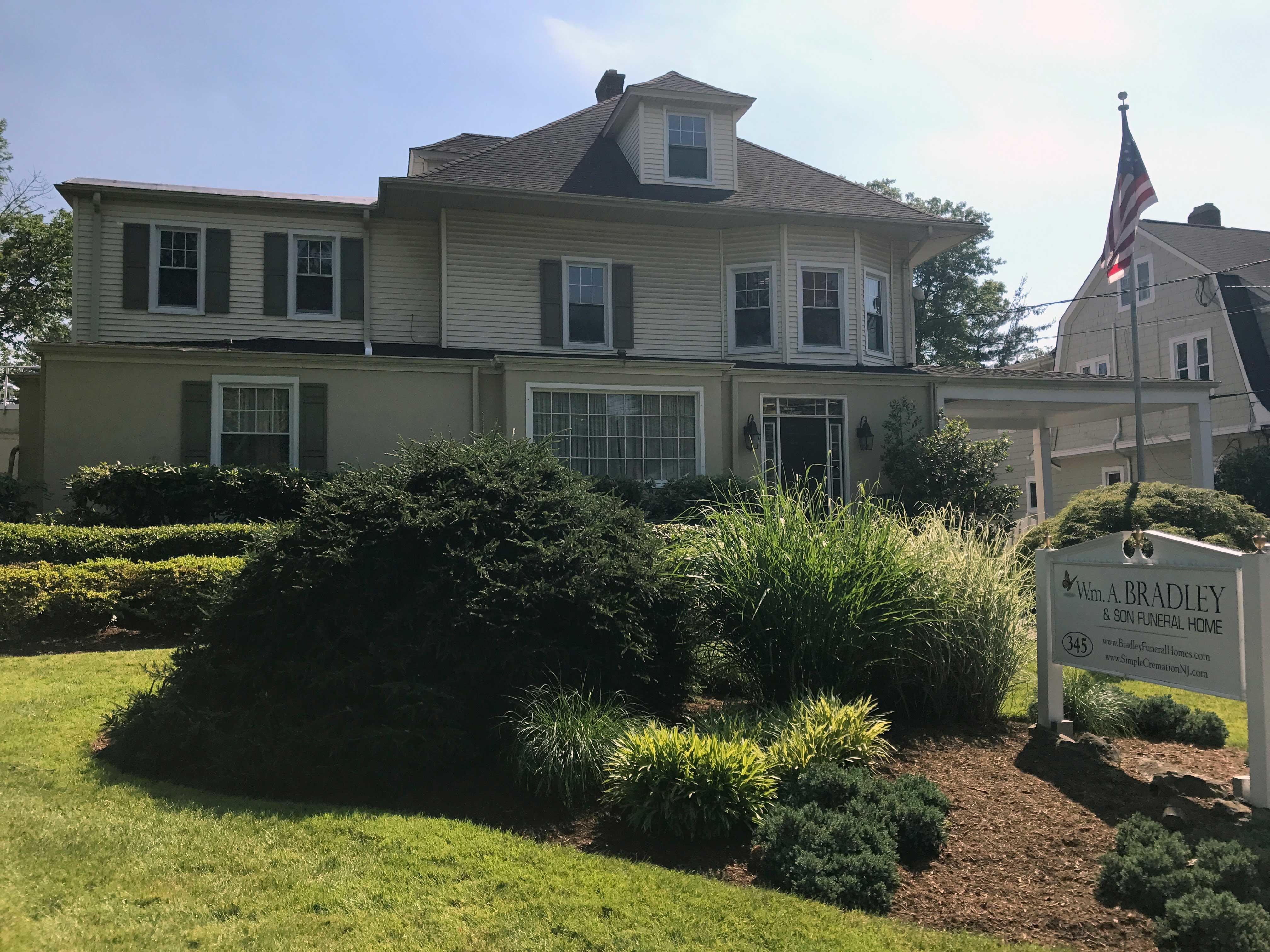 Wm. A. Bradley & Son Funeral Home, Main Street, Chatham