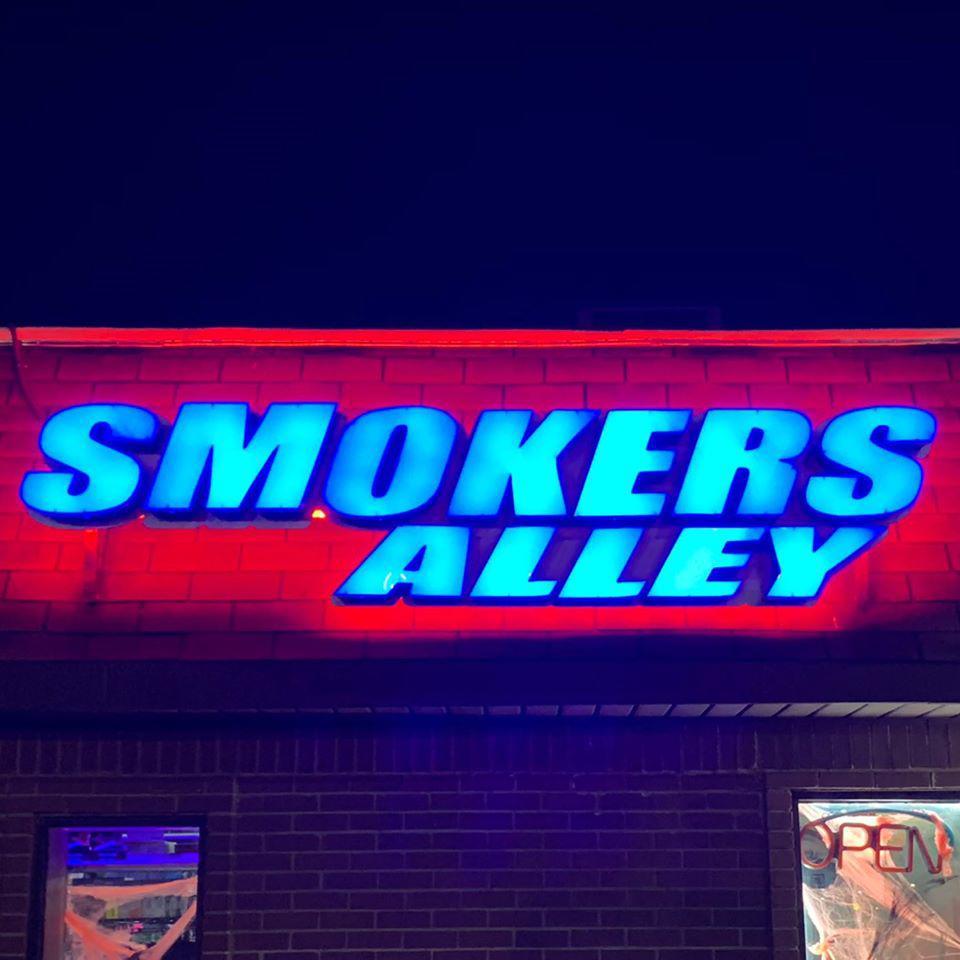 Smokers Alley Warren