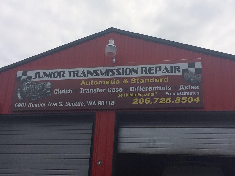 Junior Transmission Repair LLC image 2