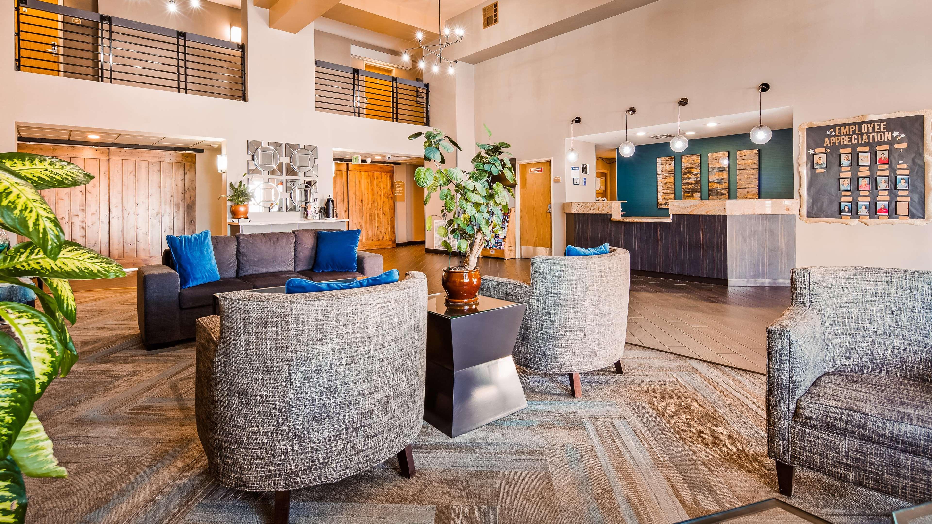 Best Western Plus North Las Vegas Inn & Suites image 2