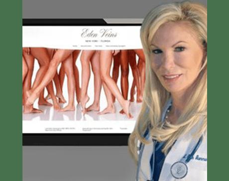 Eden Veins: Liza Eden Giammaria, MD, MPH, FACPh image 0