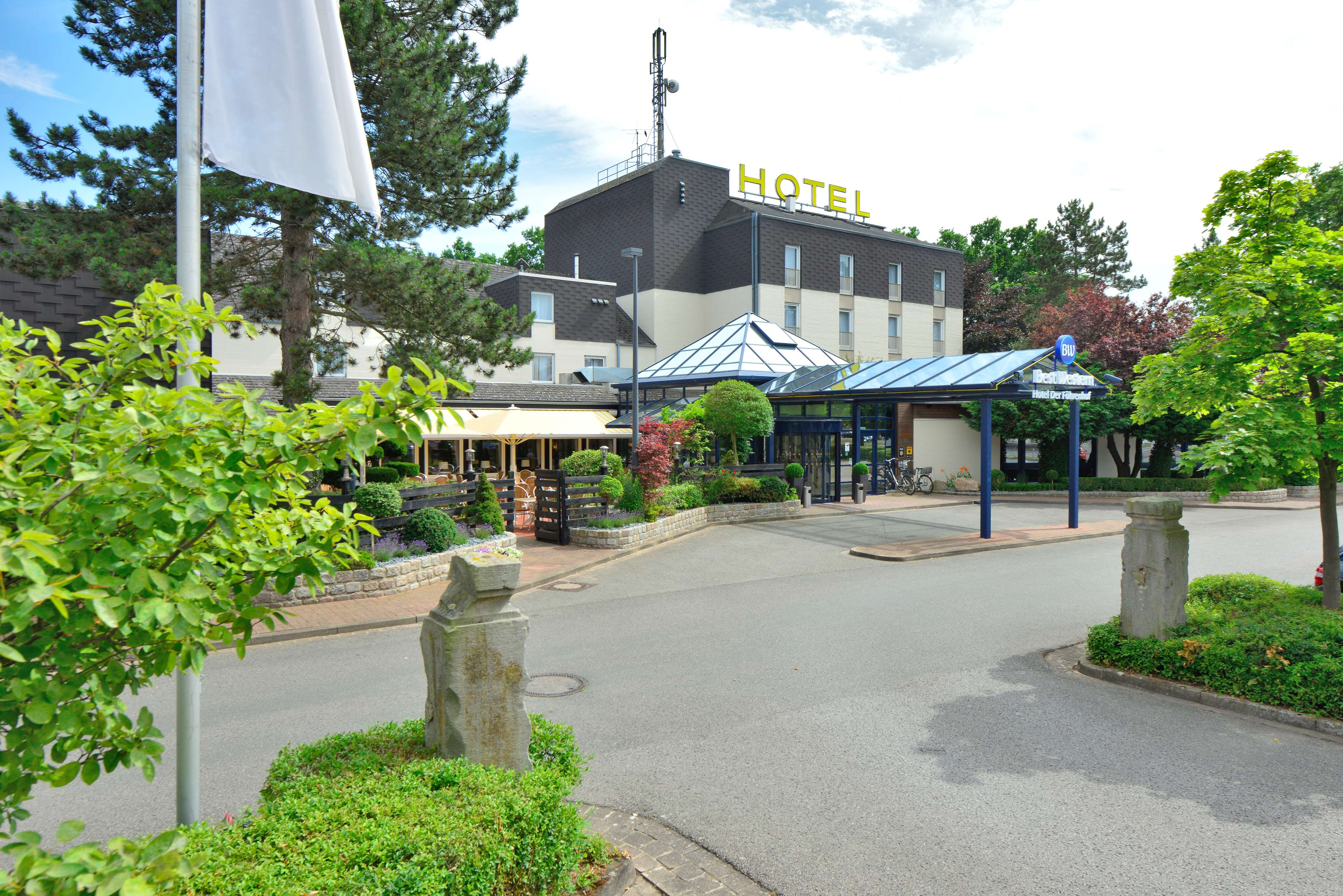 Best Western Hotel Der Foehrenhof, Kirchhorster Strasse 22 in Hannover