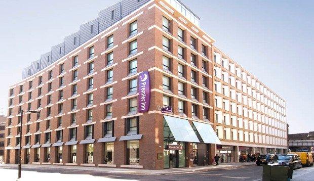 Premier Inn London Southwark Tate Modern