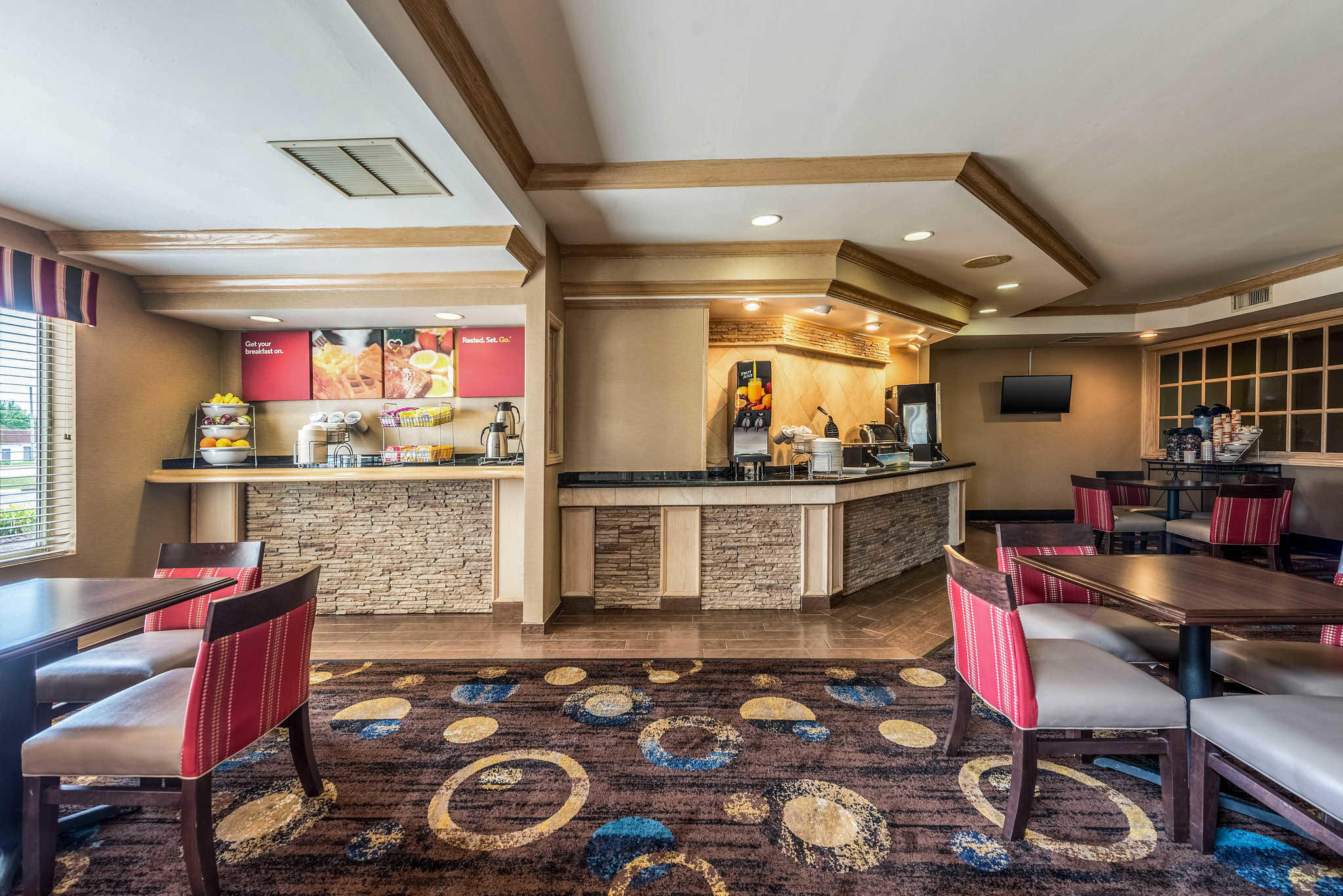Comfort Suites Marion In Company Profile