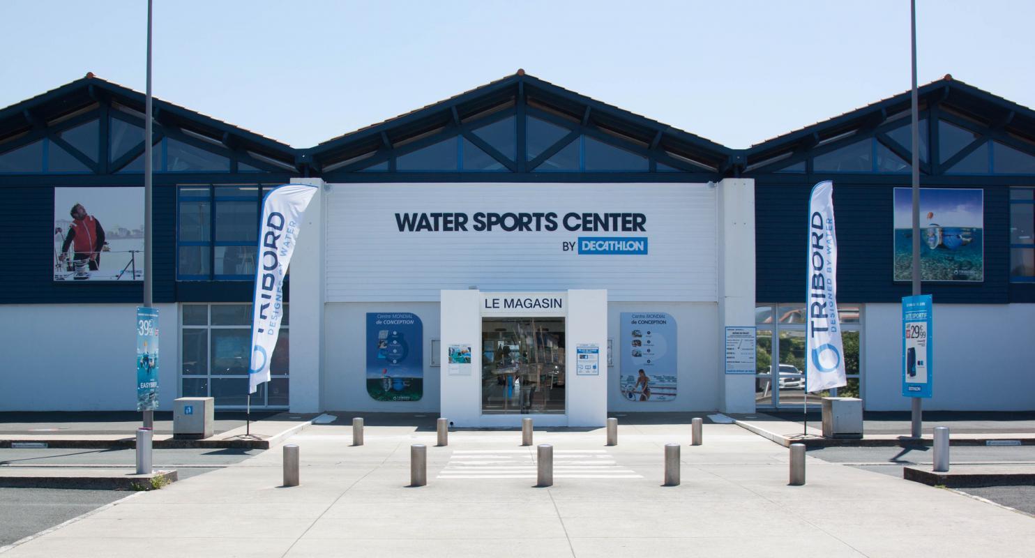 Decathlon Hendaye Water Sport Center