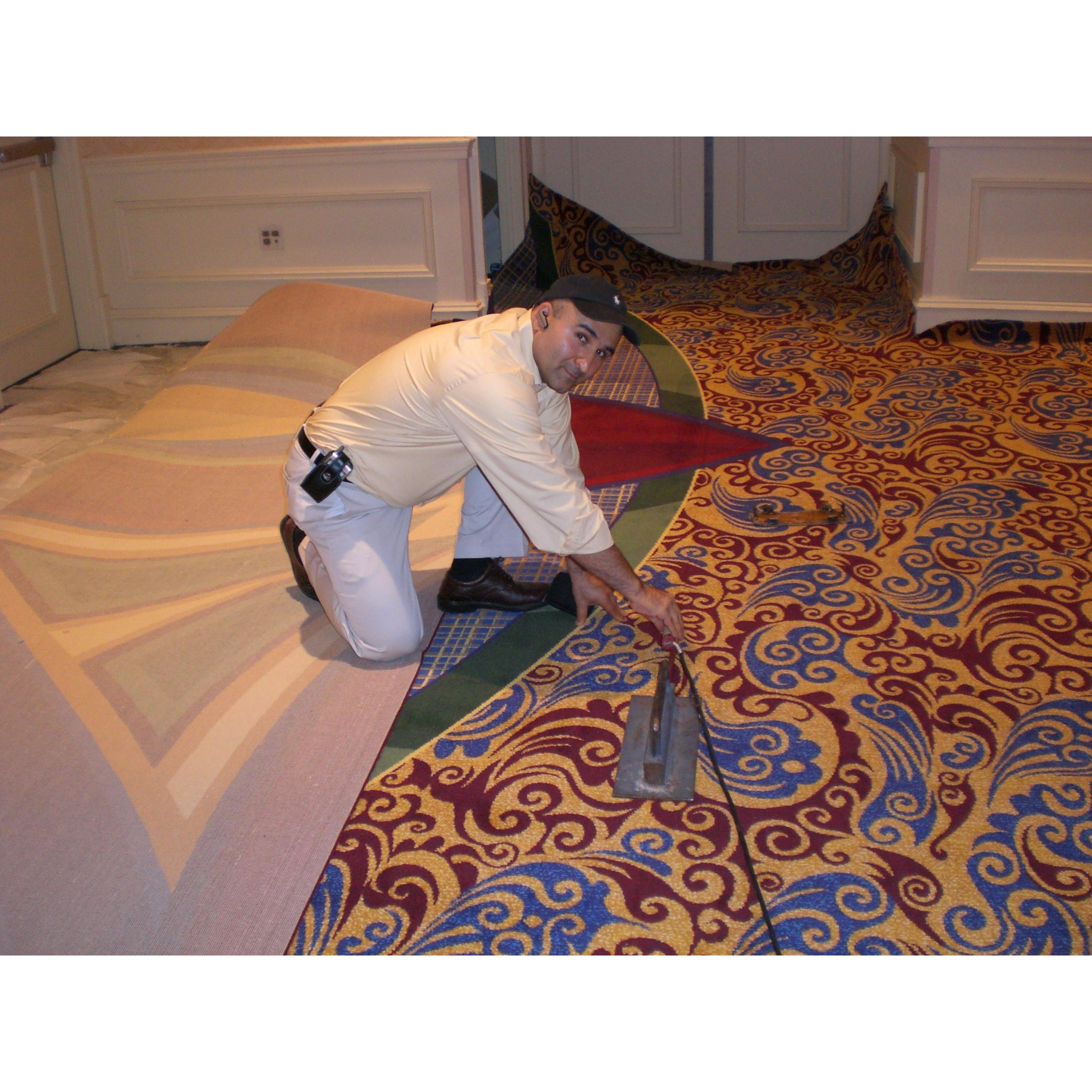 Capital Carpet Llc