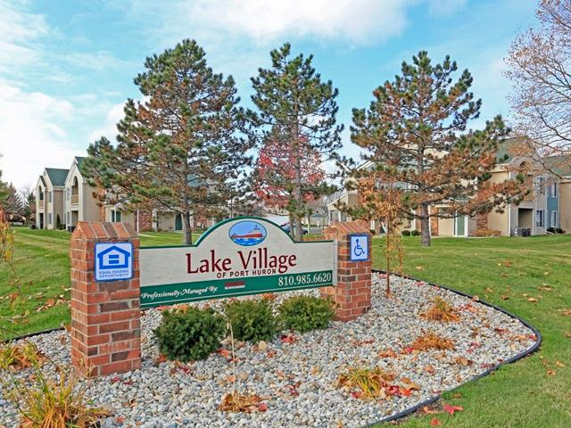 Lake Village Apartments image 0