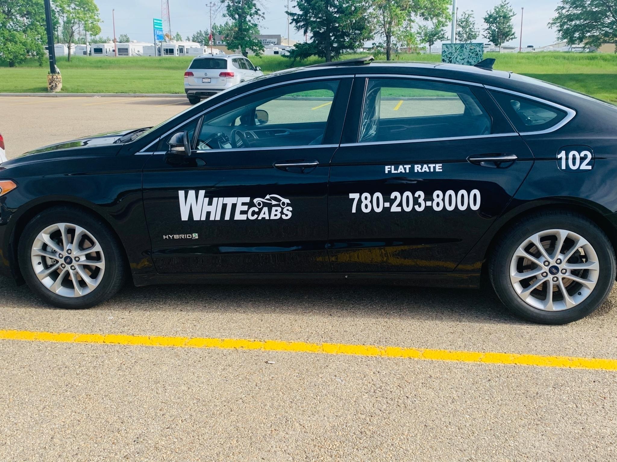 White Cabs - Taxi Service Spruce Grove & Stony Plain