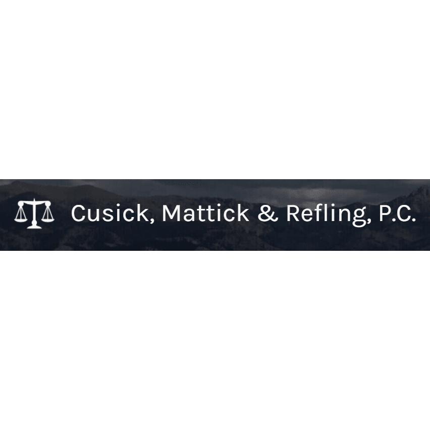 Cusick, Farve, Mattick & Refling, P.C.