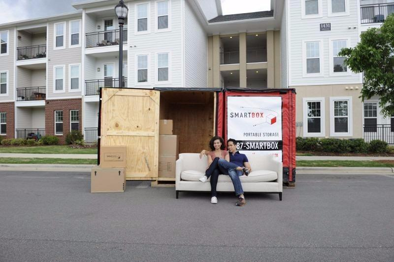 Smartbox Moving and Storage image 0