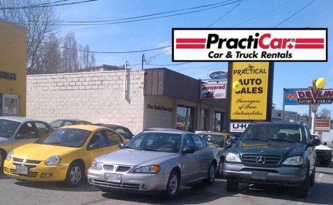 Practicar Car & Truck Rentals in Victoria