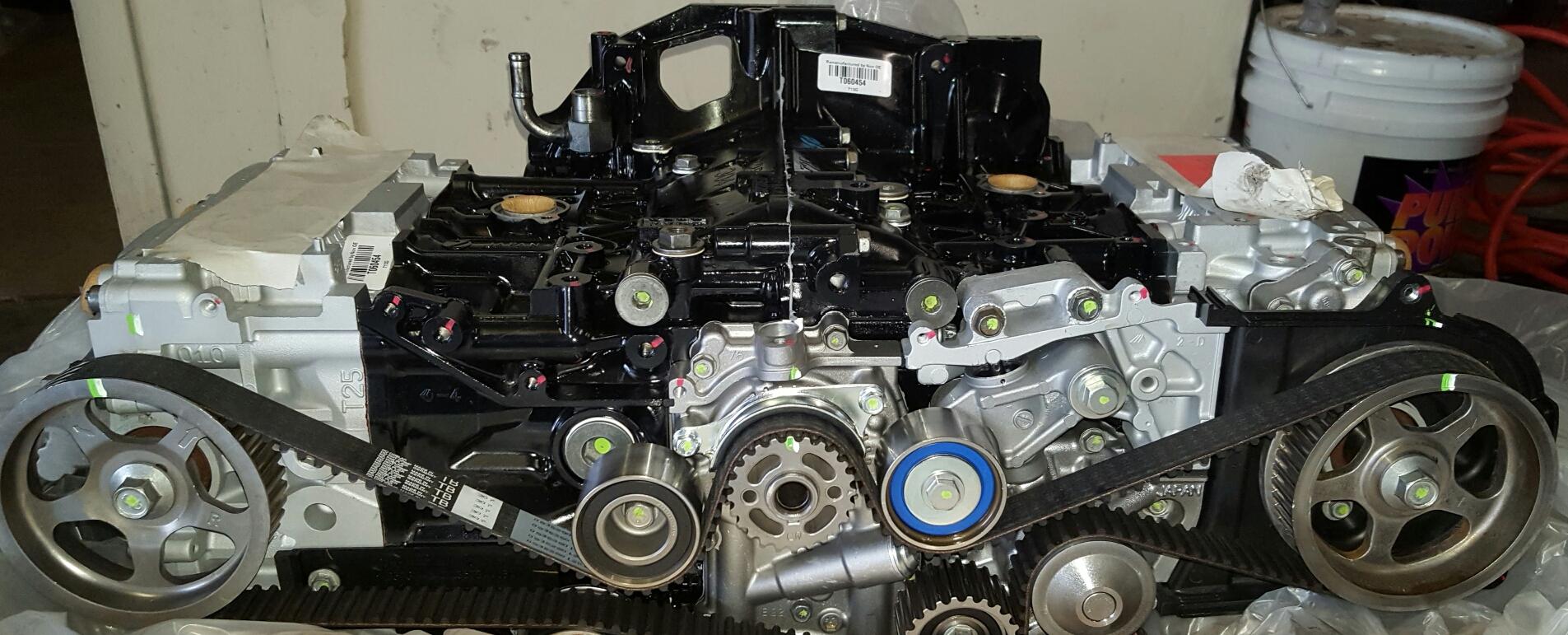 Amos Engine Installation image 0
