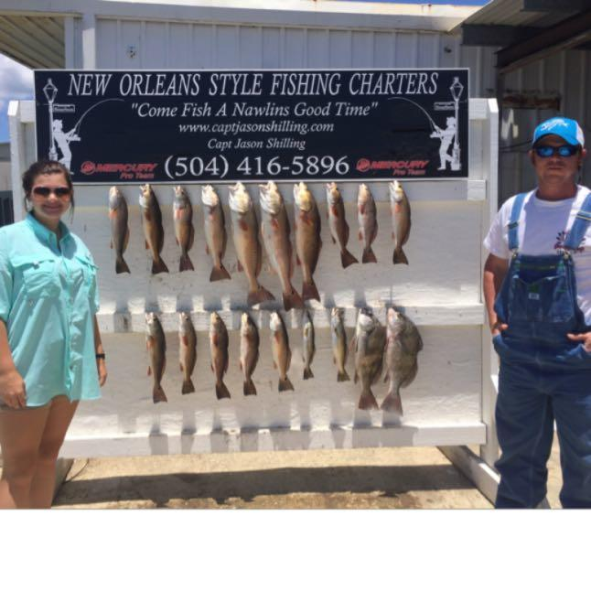 New Orleans Style Fishing Charters LLC image 64