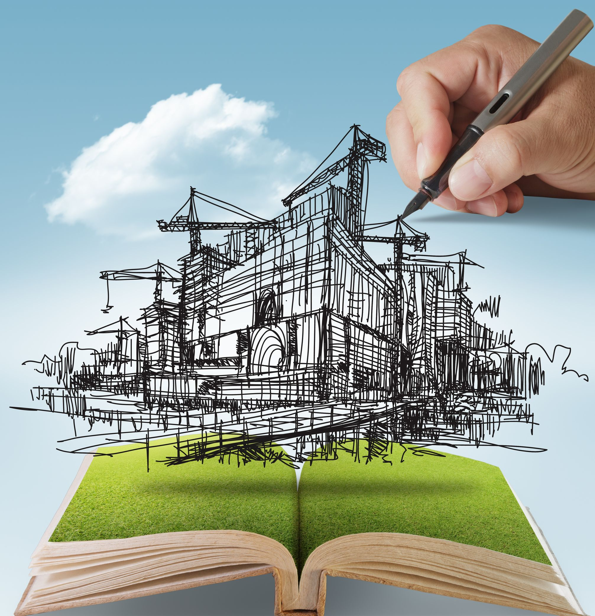 building construction The new master of real estate development this program unites expertise in construction, city planning, architecture, finance, law, enterprise and engineering into one forward-looking graduate degree.