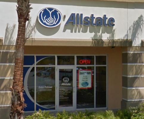 Allstate Insurance Agent: Zeke Palmer image 1