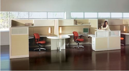 Office Furniture Interiors image 1