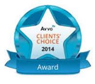 Seleced Avvo Client's Choice