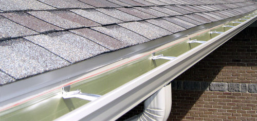 T-C Seamless Guttering image 1