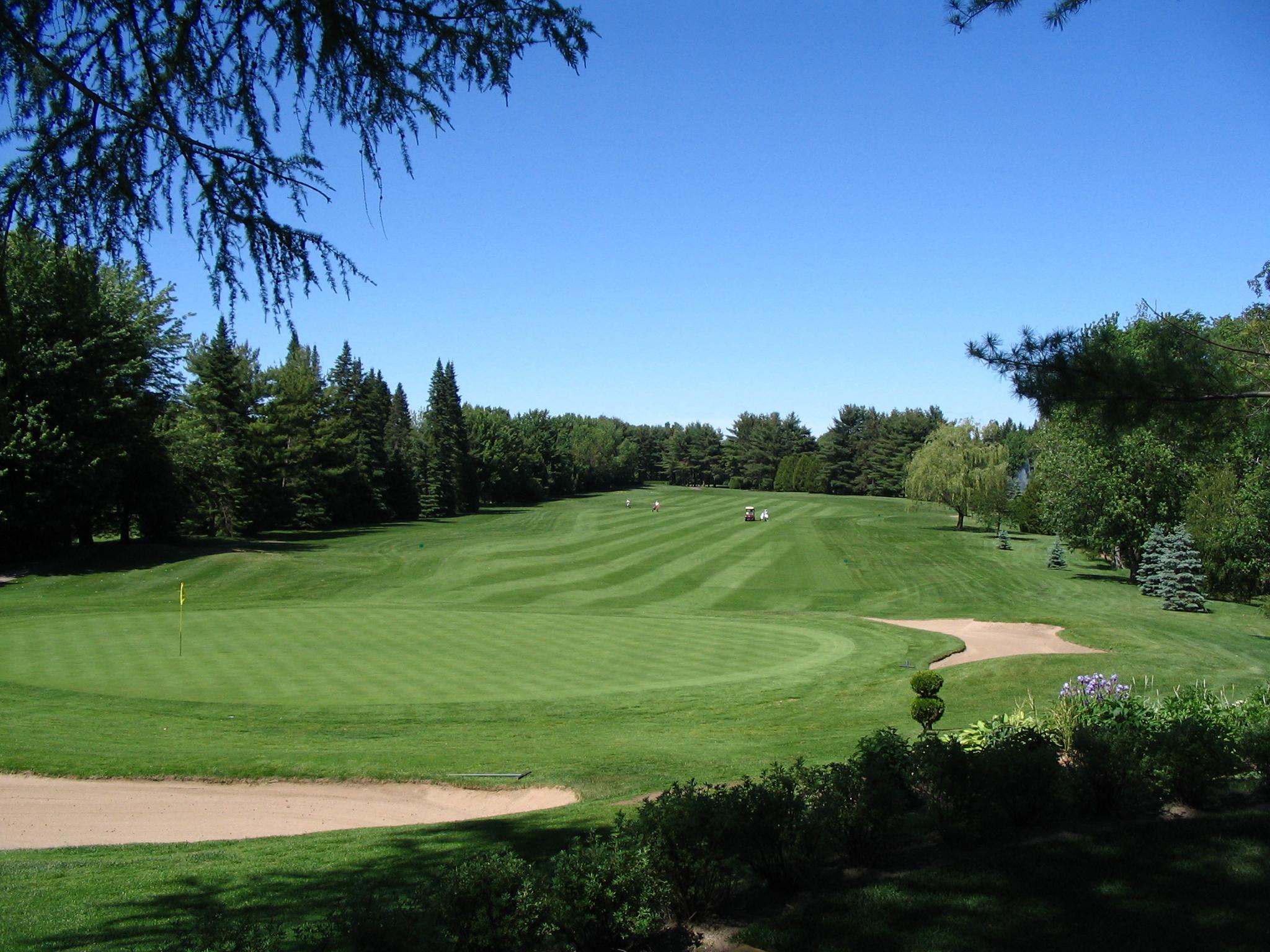 Club De Golf De Joliette Inc à St-Charl-Borr