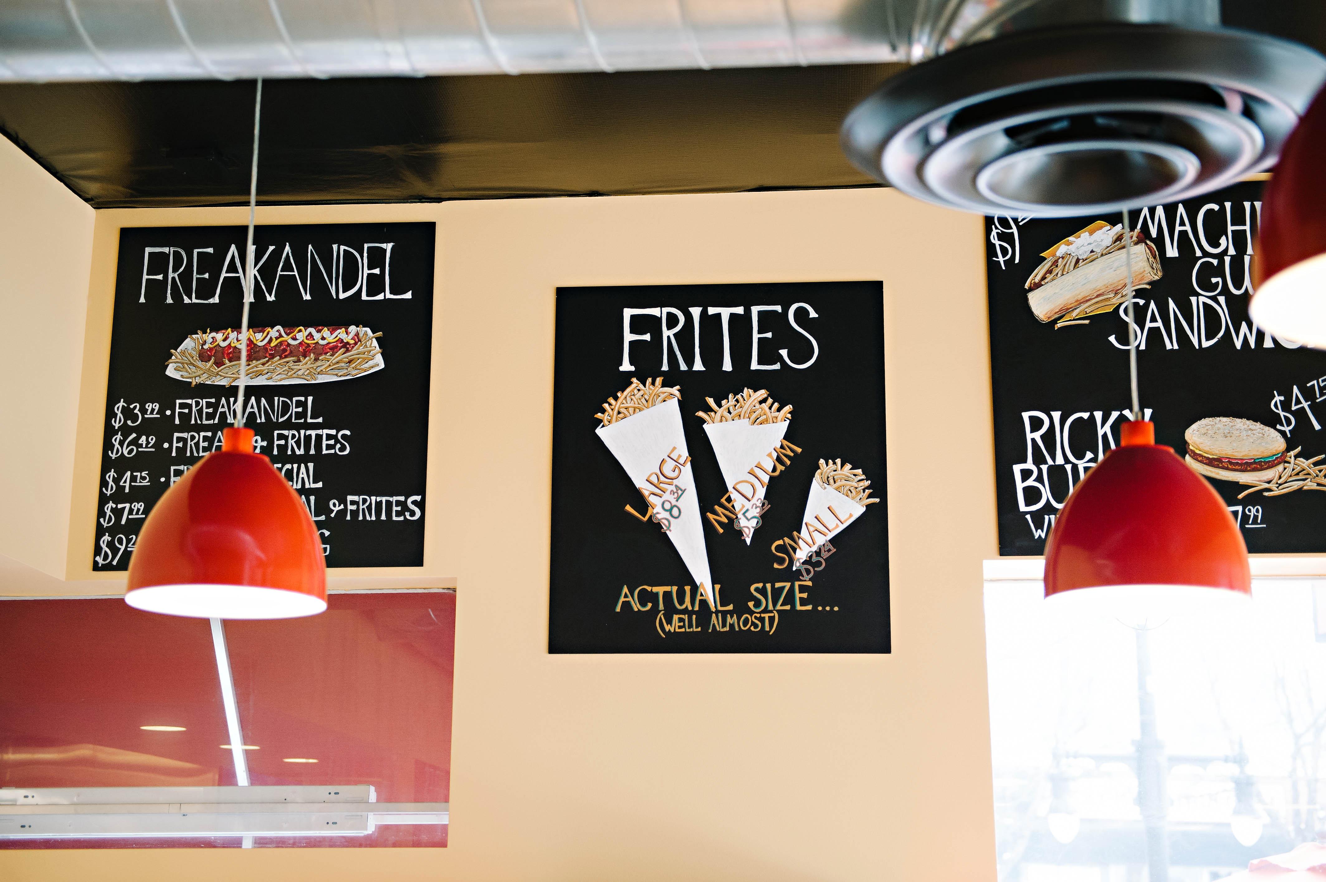 Bruges Waffles & Frites image 0