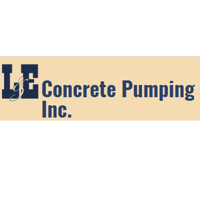 L & E Concrete Pumping Inc