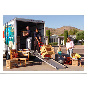A-Team Moving - ad image