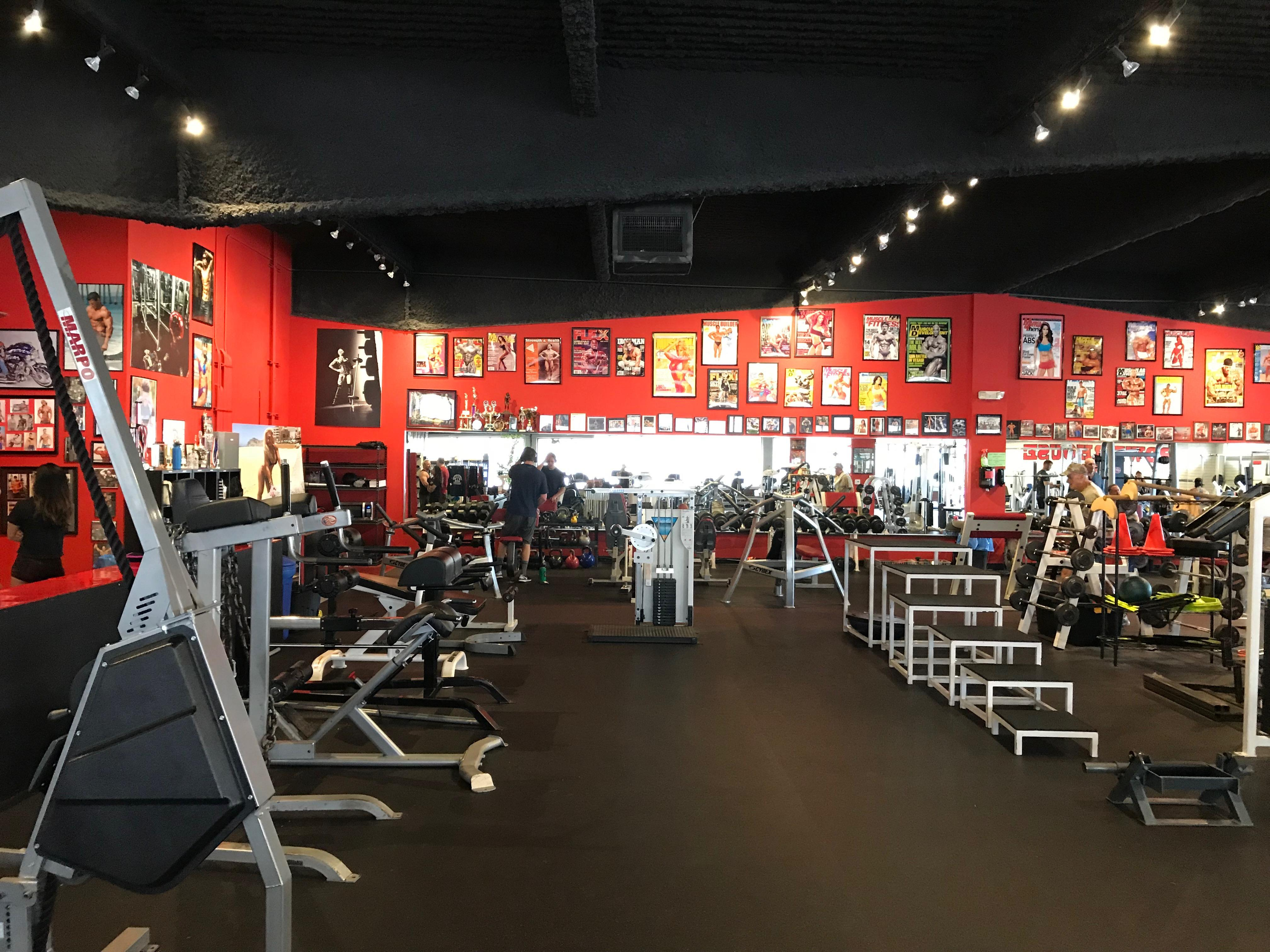 Dave Fisher's Powerhouse Gym Torrance