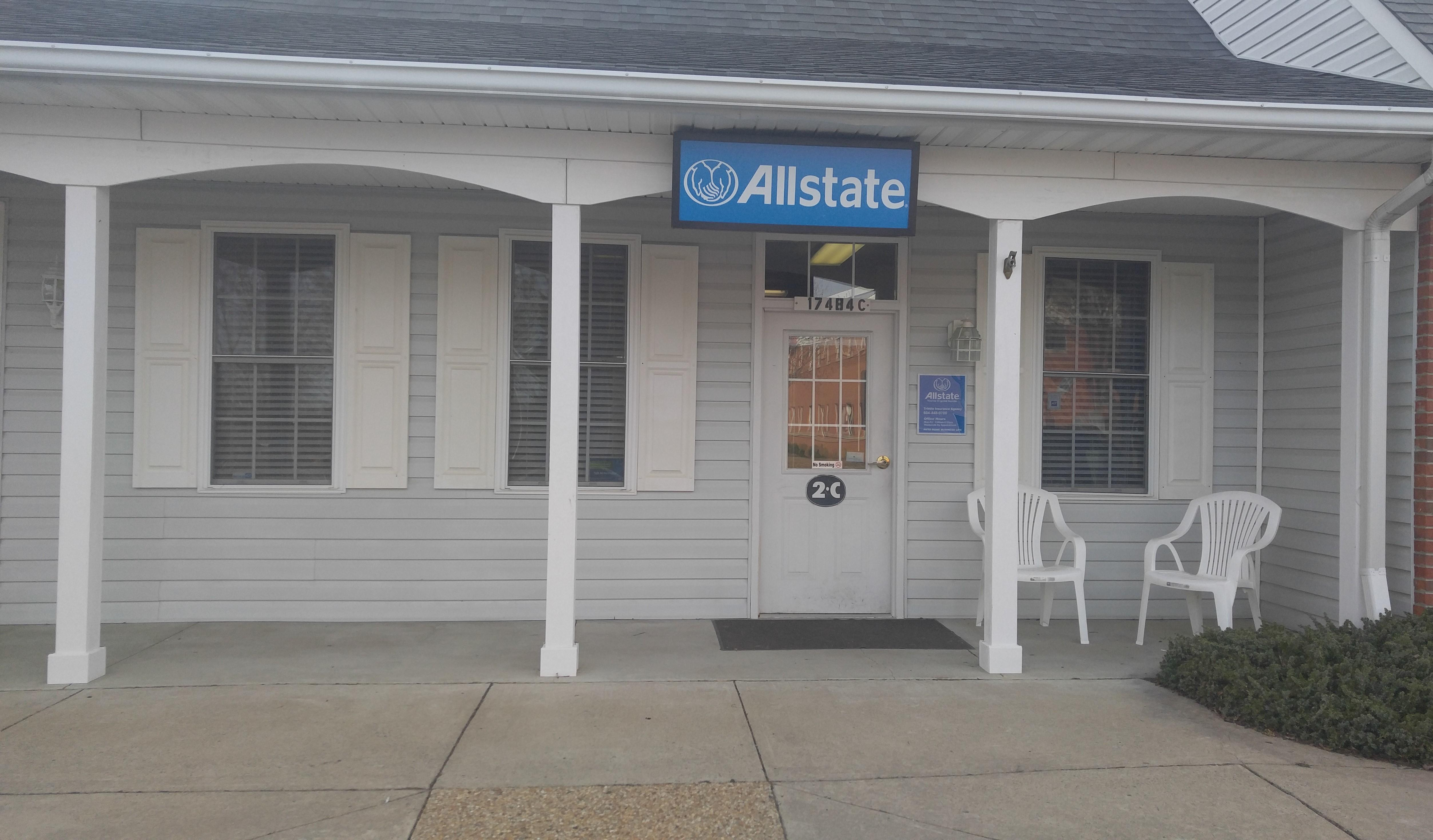 Allstate Insurance Agent: Trip Tribble image 1