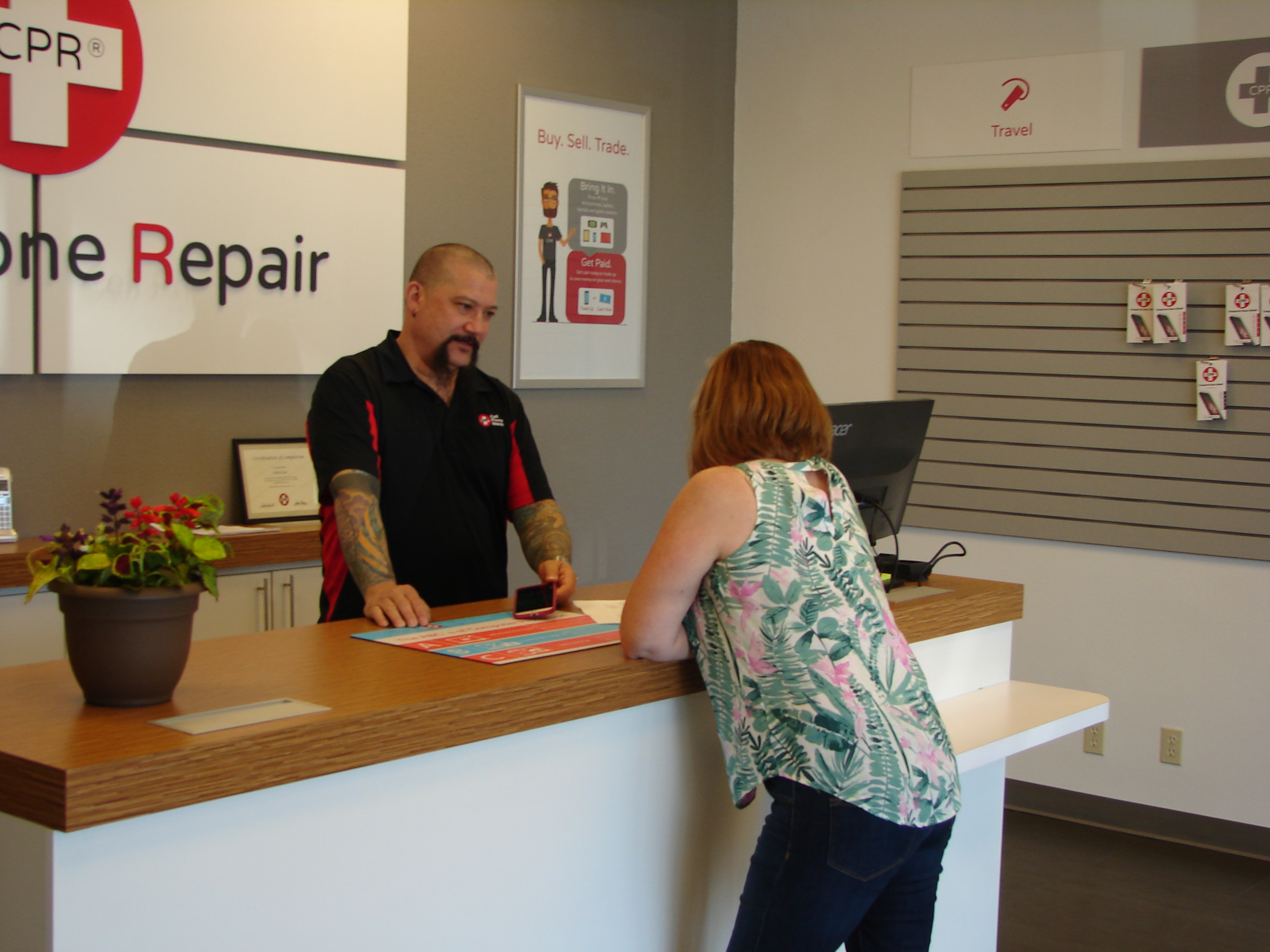 CPR Cell Phone Repair Silverdale image 4