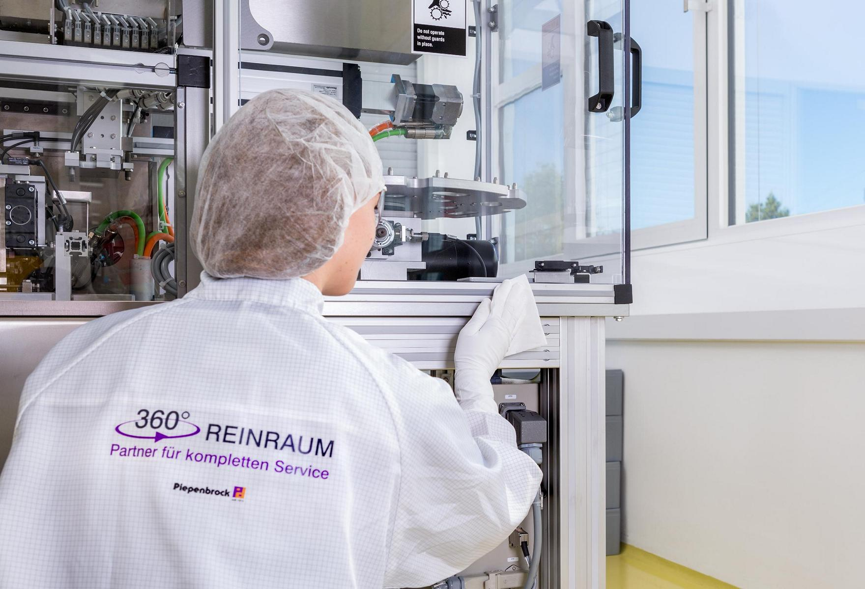 Bild der Piepenbrock Dienstleistungen GmbH & Co. KG   Gebäudereinigung   Facility Management    Sicherheit