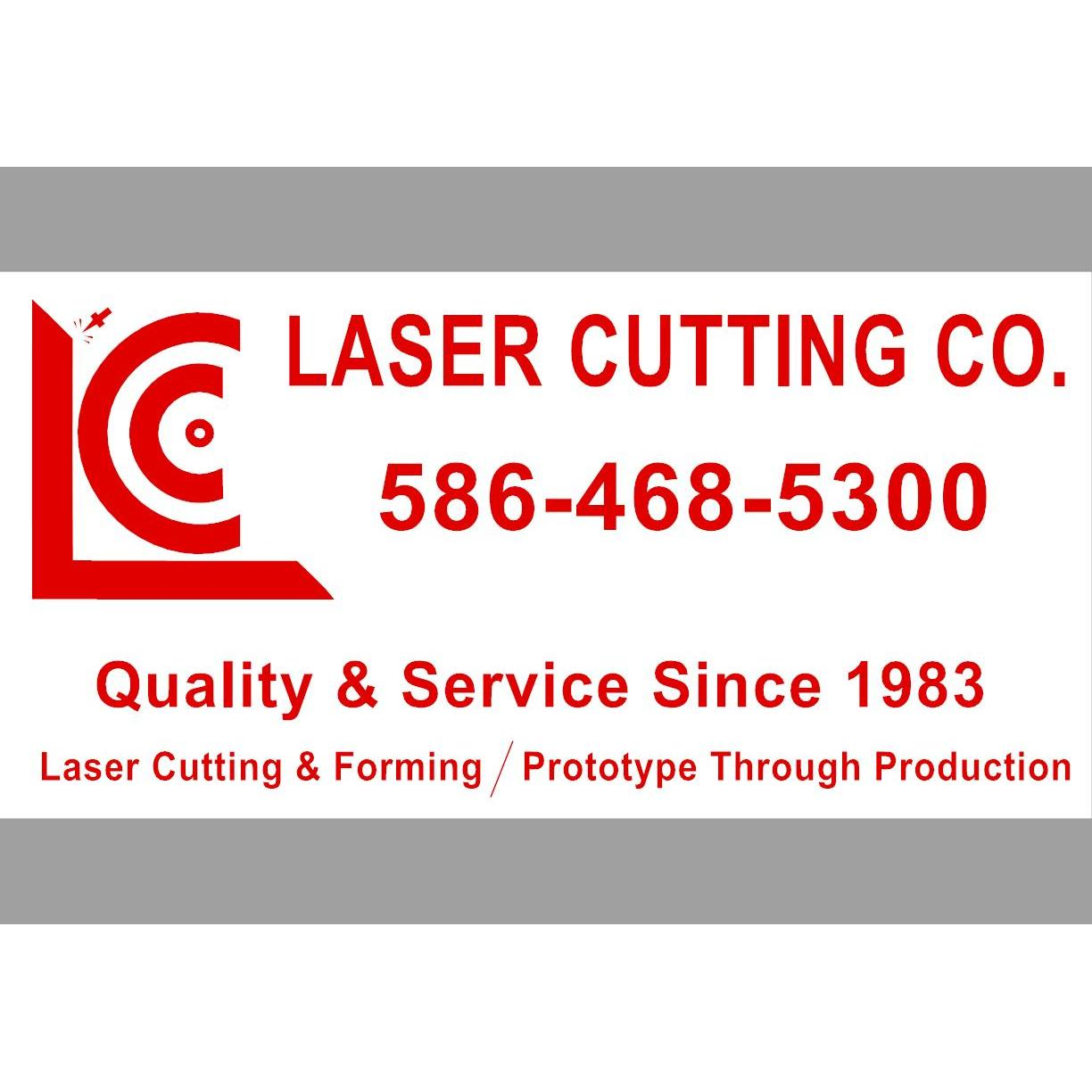 Laser Cutting Company Incorporated
