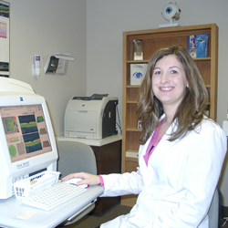 Kate Vanderhoof, OD, , Eye Care Specialist