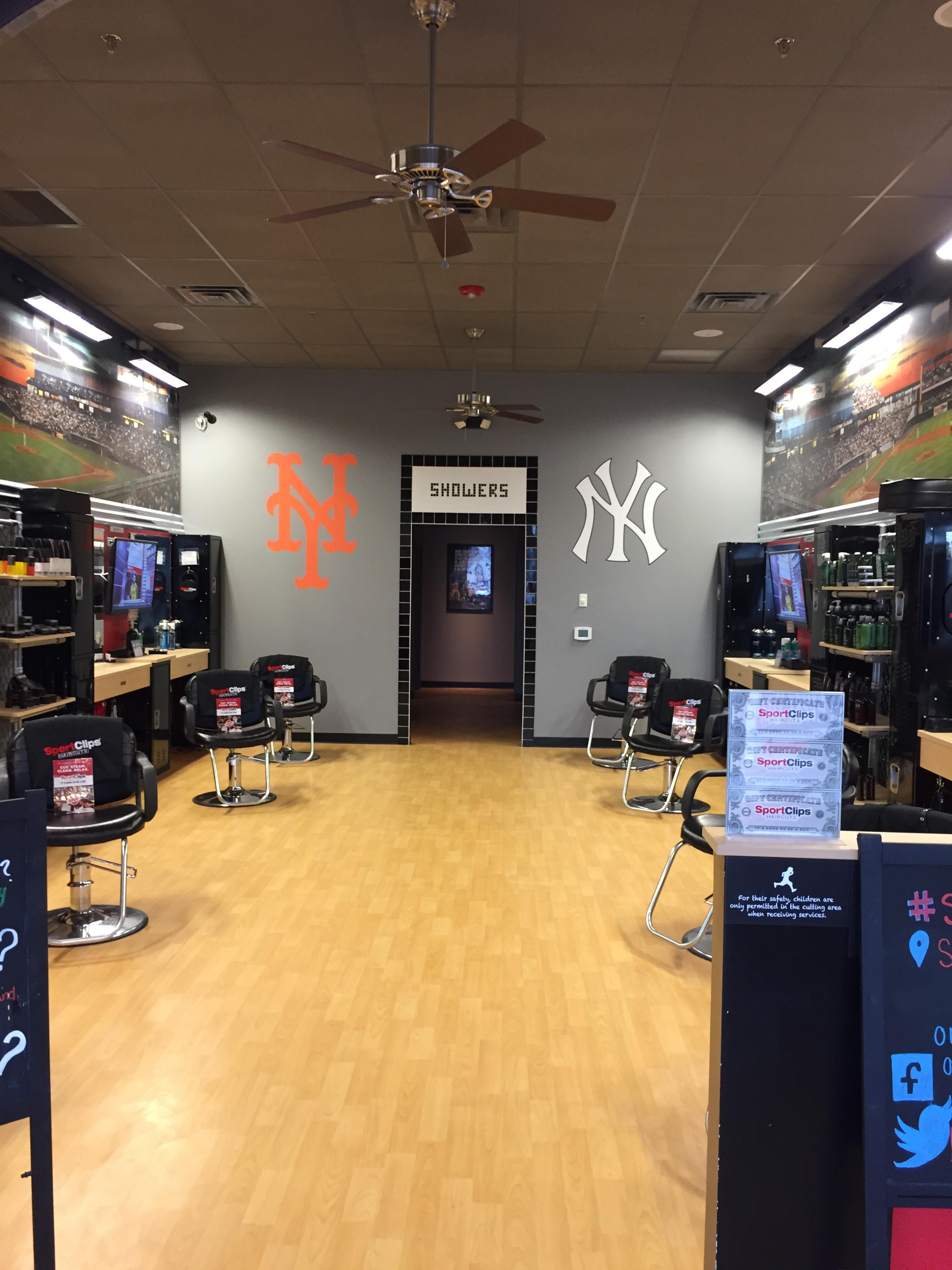 Sport Clips Haircuts of East Brunswick image 8