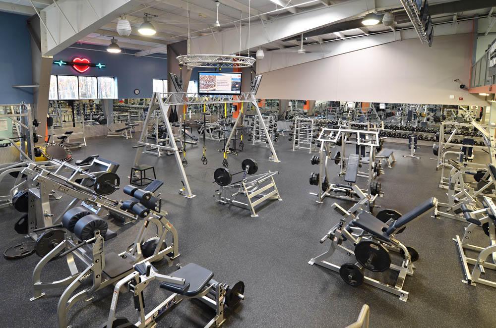 The Workout Club Gym
