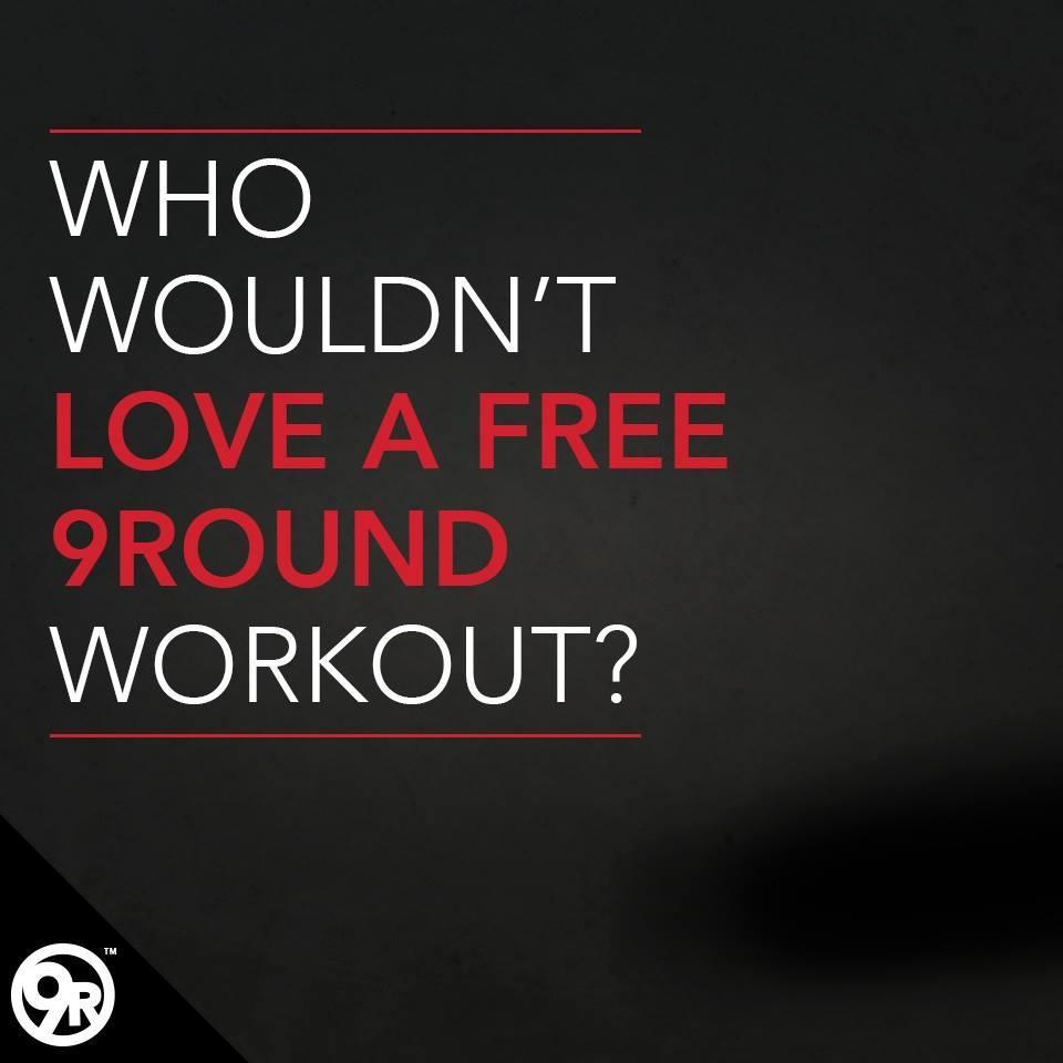9Round 30 Min Kickbox Fitness image 0