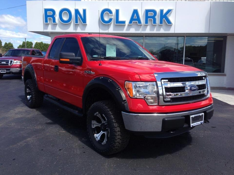 Ron Clark Ford