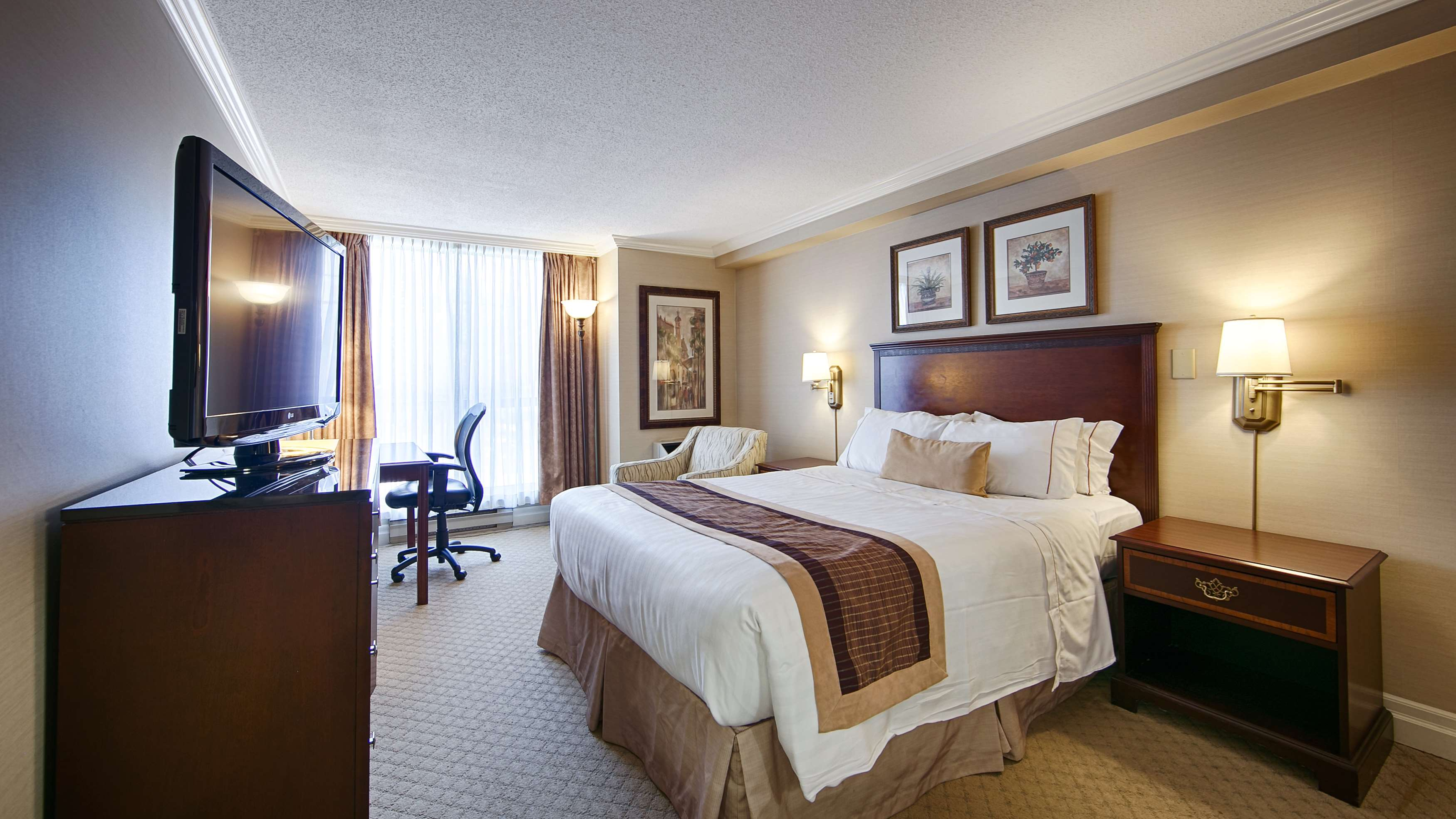 Best western plus ottawa downtown suites 377 o 39 connor st for Hotel design ottawa
