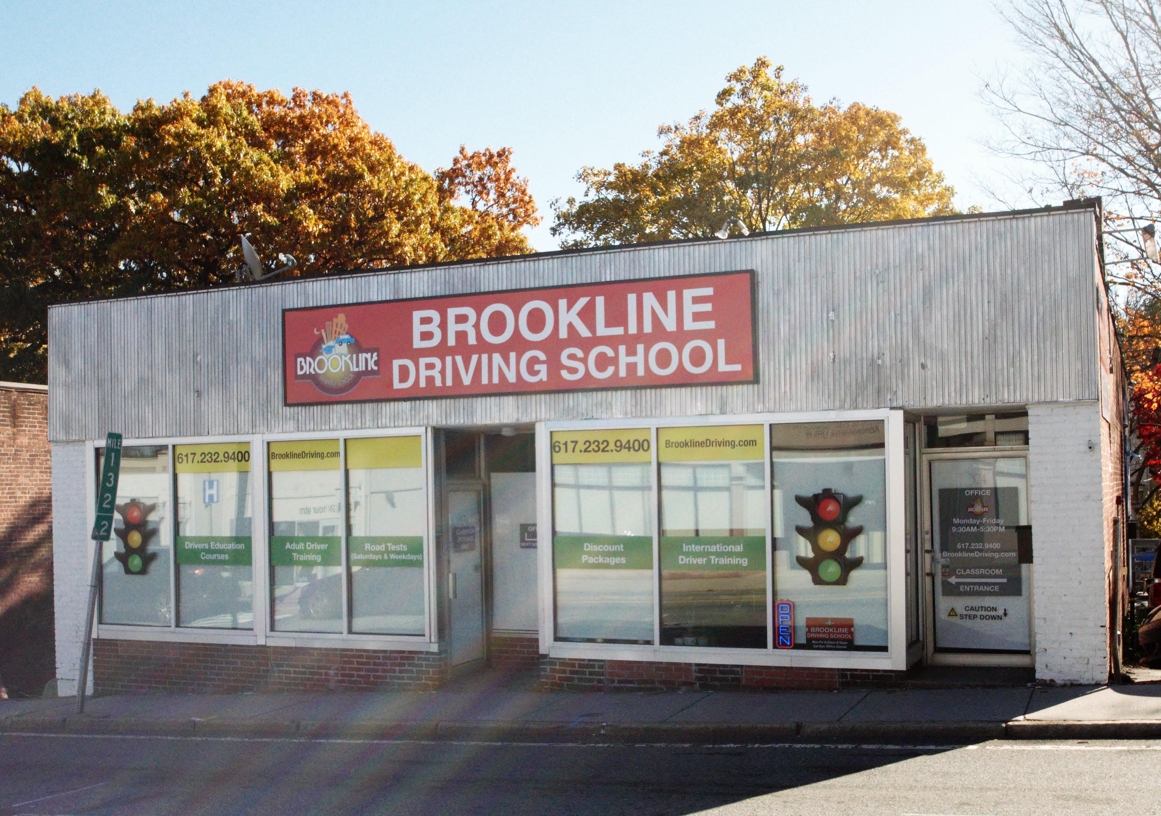 Brookline Driving School image 0