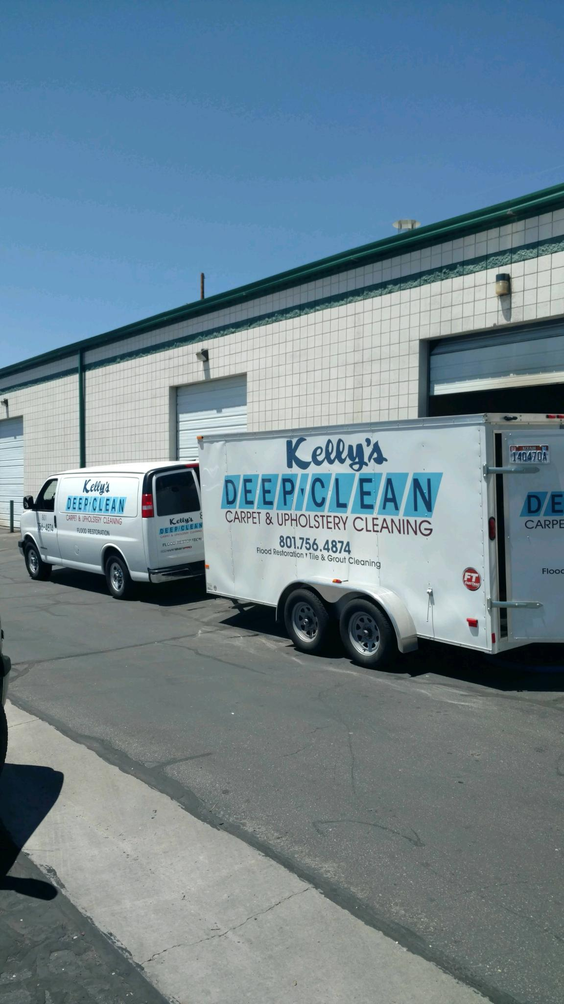 Kelly's Deep Clean Carpet & Upholstery Cleaning image 5