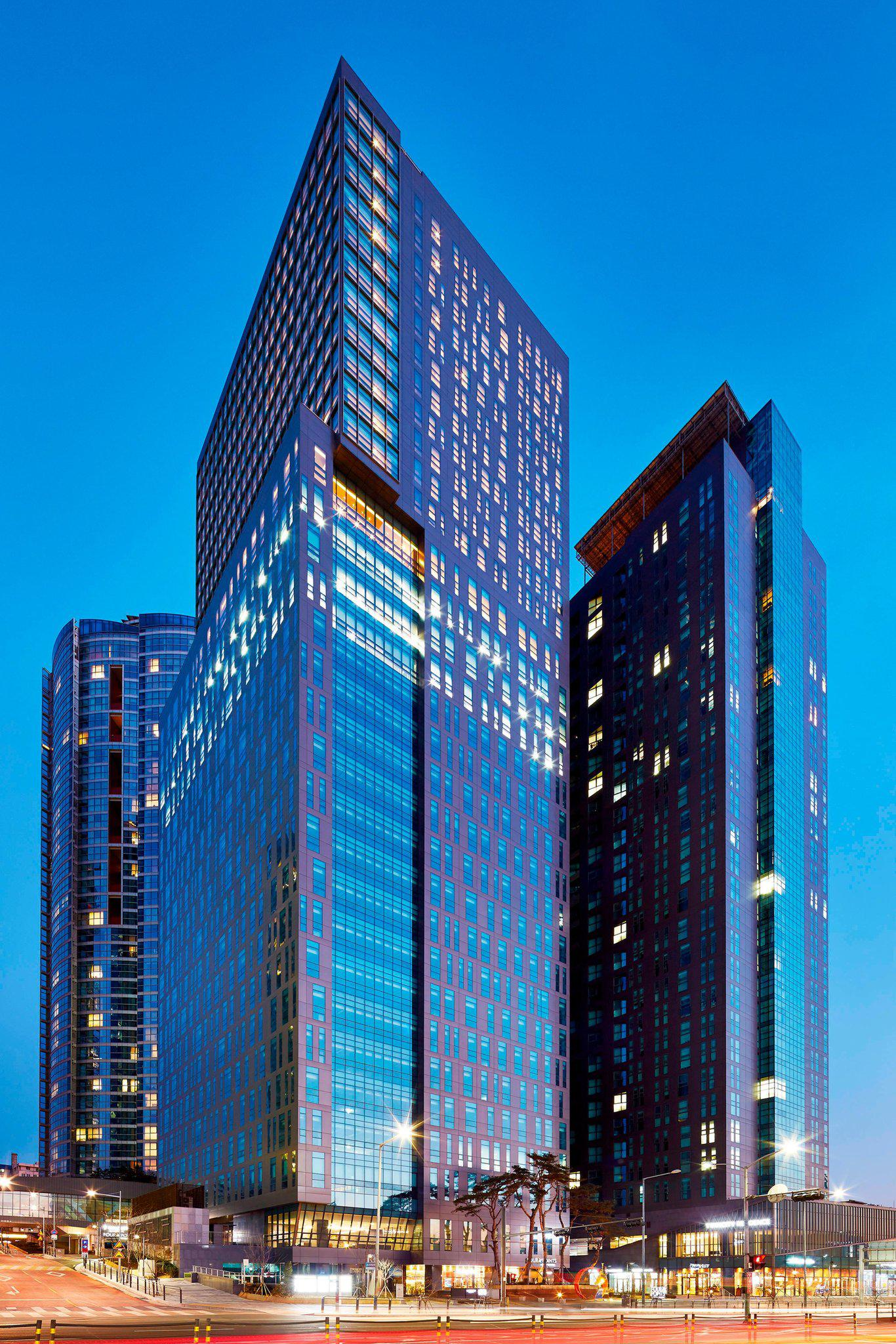 Four Points by Sheraton Seoul, Namsan