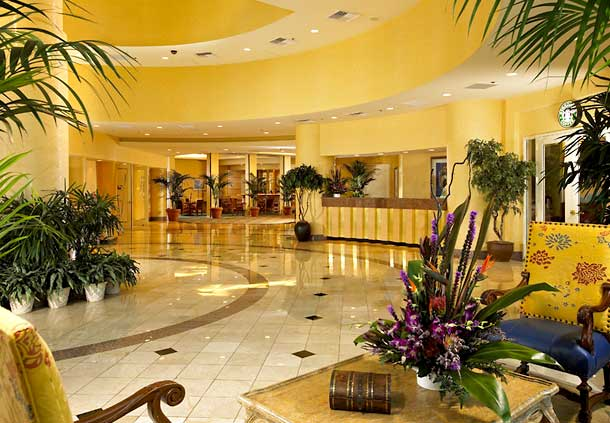 Anaheim Marriott Suites image 1