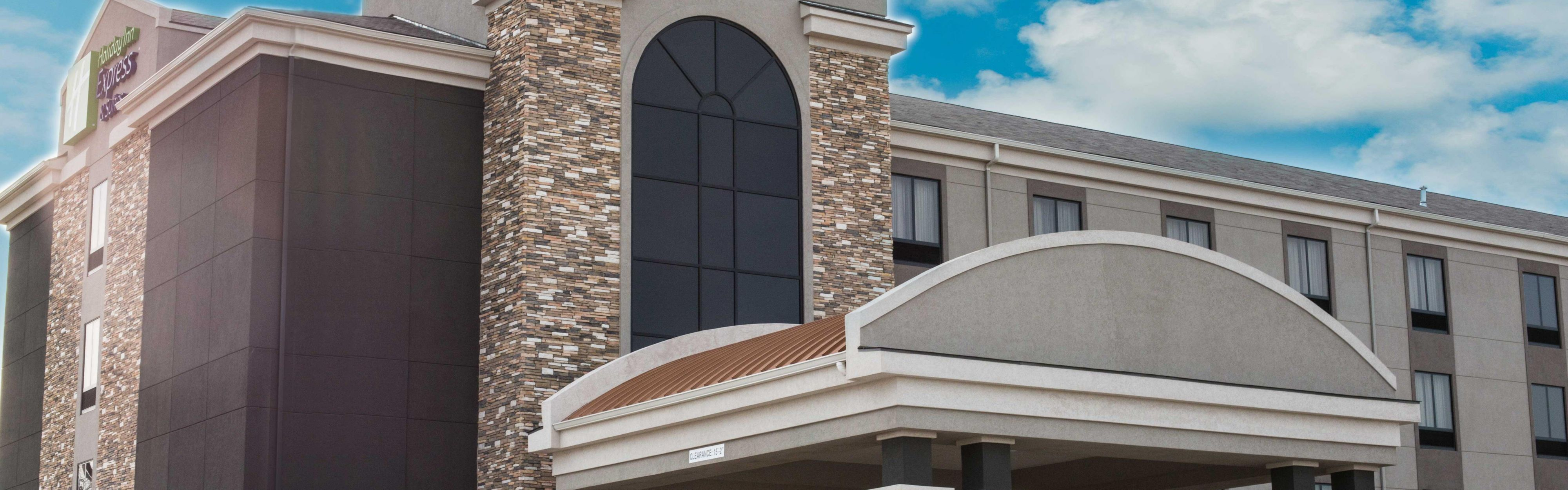 Holiday Inn Express & Suites Oklahoma City Southeast - I-35 image 0