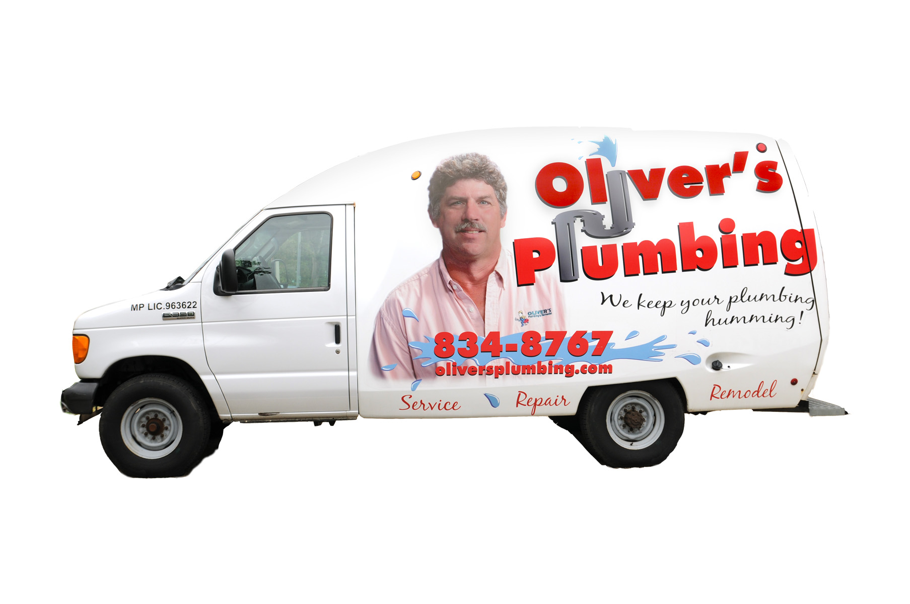 Oliver's Plumbing & Remodel image 0