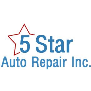 5 Star Auto Repair