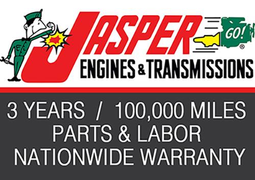 JASPER Engines & Transmissions Installer
