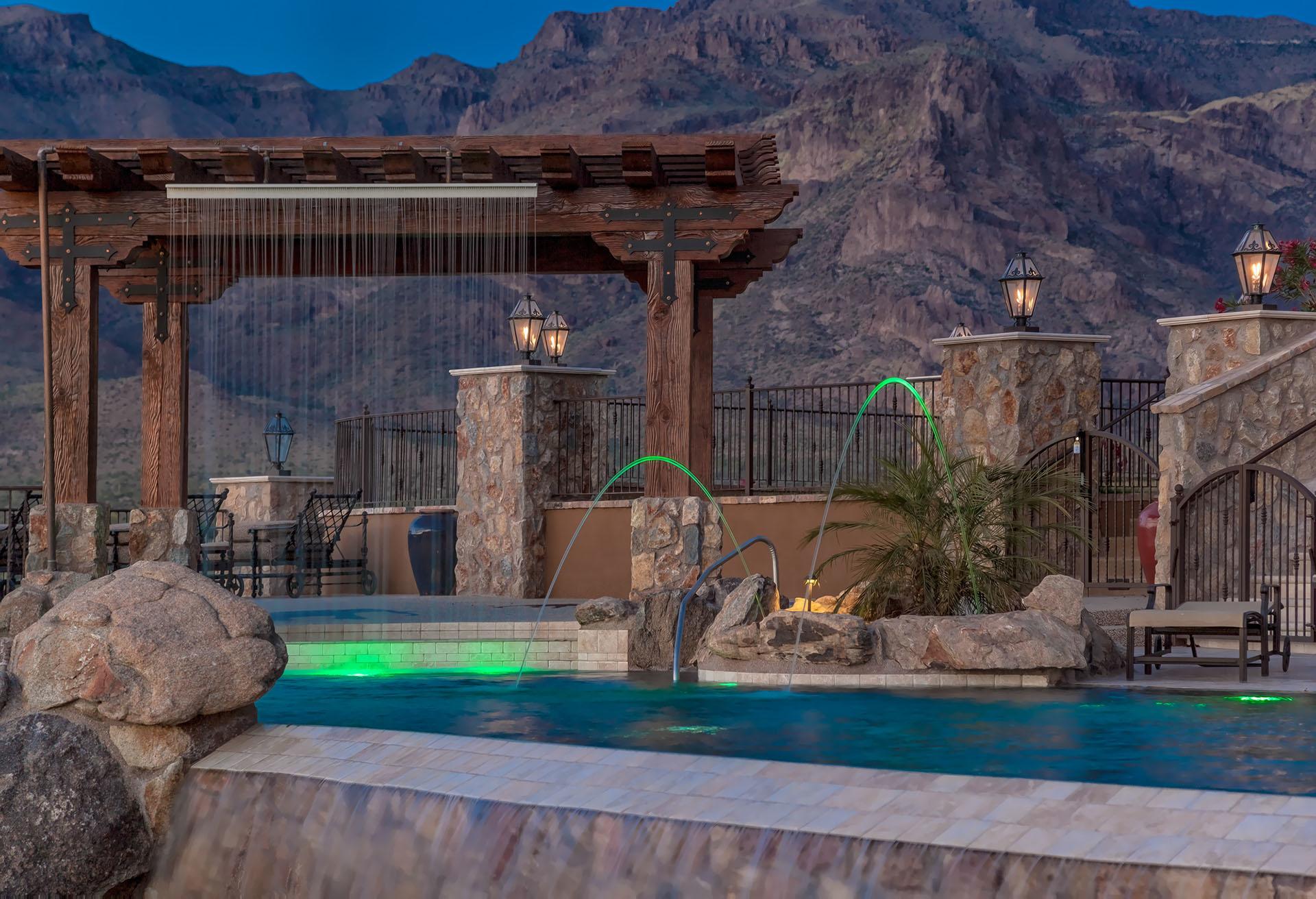 No limit pools spas mesa az business directory for Pools in mesa az