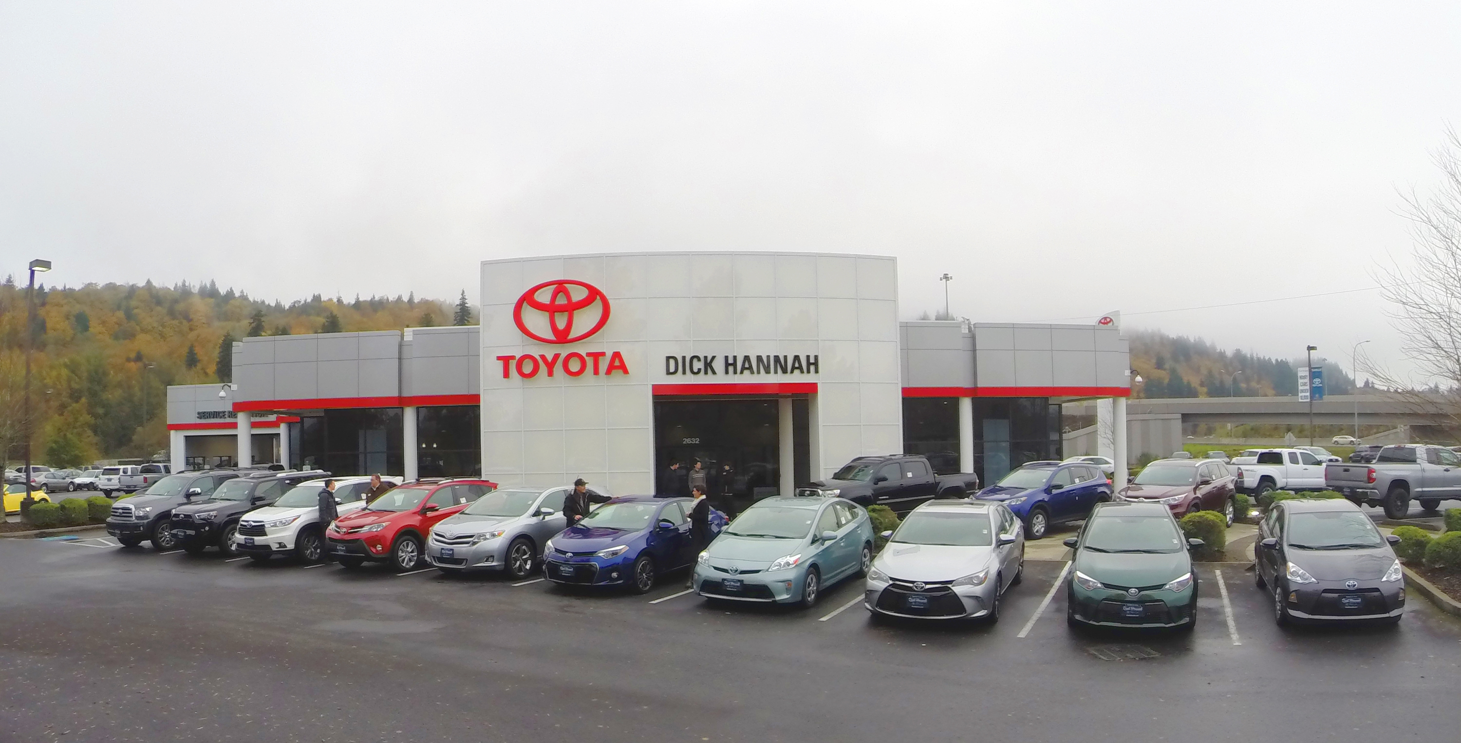 Dick Hannah Toyota in Kelso, WA, photo #2