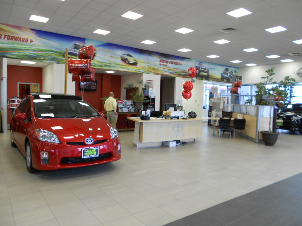 Gene Messer Toyota image 2