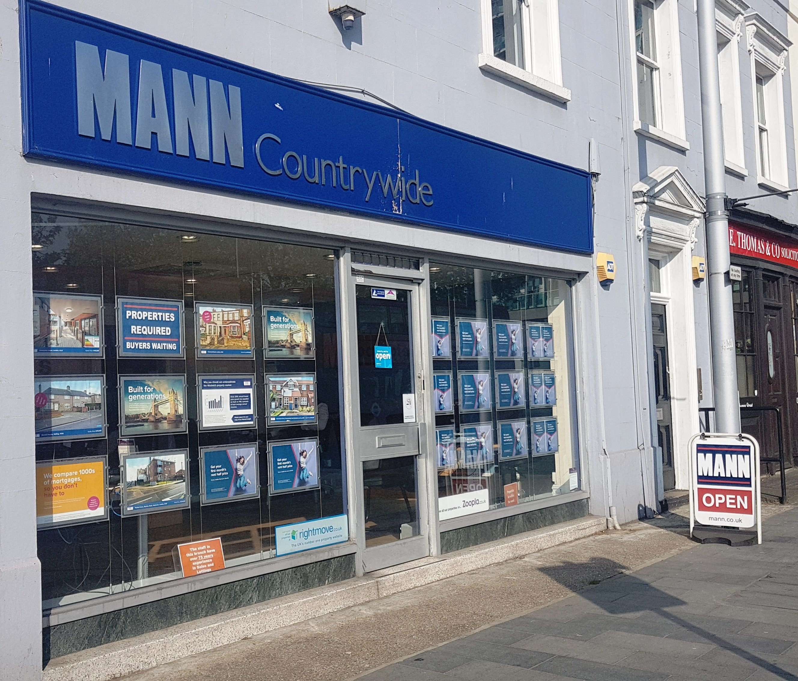 Mann Estate and Letting Agents Woolwich