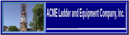 Acme Ladder & Equipment - ad image